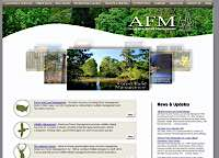 American Forest Management Web Site Design