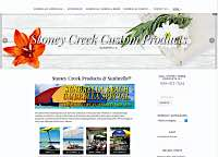 Client Work Examples: StoneyCreek Custom Products responsive web design by Metheney Consulting & Our Marketing Group